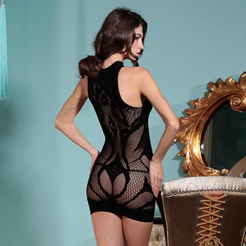 Mode jurk Vrouwen sexy Elasticiteit schede mini jurk hot vestido zomer dressess zwart vestidos