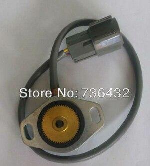 Fast Free shipping !Best throttle step positioner sensor fitting sensor 7861-92-4130/7860-93-4131 for Komatsu PC200-5 excavator