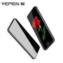 """YEPEN N2 телефон Ulcool V66+ роскошный Мини Ультратонкий мобильный телефон с MP3 Bluetooth 1,6"""" дюймовый мобильный телефон"""