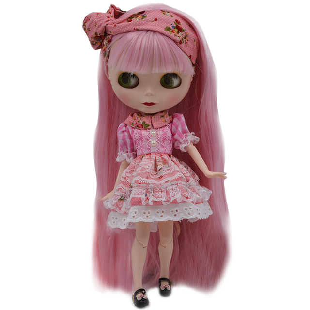 Cupid Neo Blythe Doll Matte Skin Jointed Body 23 Options 30cm