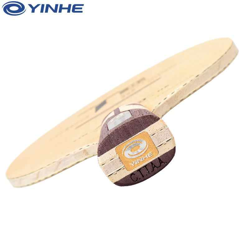 Yinhe Milky Way  T-8S T 8S Table Tennis Blade Boost (5wood + 2 Carbokev)  Ping Pong Racket Base Raquete bat