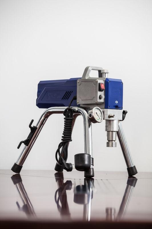 1200W 3000psi pulverizador de pintura sin aire bomba de diafragma - Juegos de herramientas - foto 1