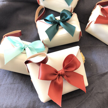 10pcs/lot Creative gift bag Wedding Favor Box and Bags Mini Wallet Gift  baby shower packaging chocolate box party Supplies