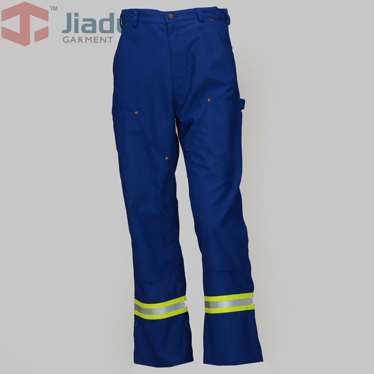ФОТО Jiade Men's Flame Resistant Lanyard Access Pant  Work Pant