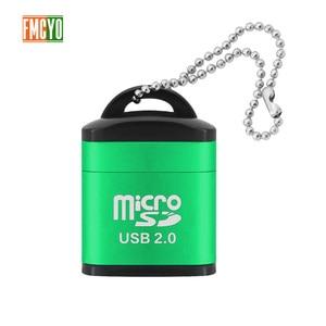 Image 2 - Mini Micro carte SD téléphone portable haute vitesse TF lecteur de carte mémoire ordinateur voiture haut parleur lecteur de carte