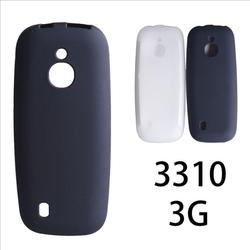 For Fundas Nokia 3310 3G TA-1022 Case Ultra Thin Soft TPU matte Gel case For Coque Nokia 3310 3G Phone Protective Silicone Cover
