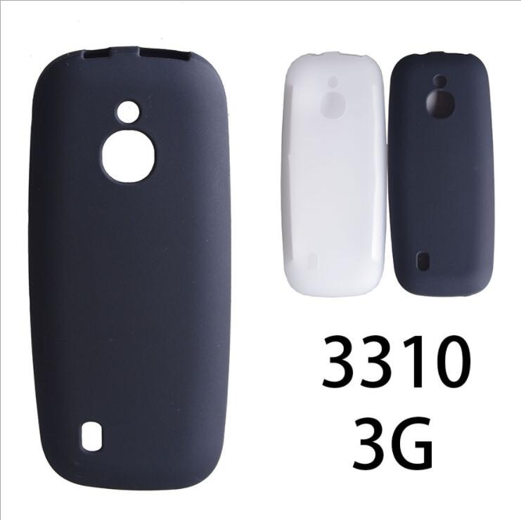 For Fundas <font><b>Nokia</b></font> <font><b>3310</b></font> 3G TA-1022 <font><b>Case</b></font> Ultra Thin Soft TPU matte Gel <font><b>case</b></font> For Coque <font><b>Nokia</b></font> <font><b>3310</b></font> 3G Phone Protective Silicone Cover image
