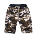 2016 Summer Fashion Children's Clothing Kids Boy Camouflage Army Shorts Pants Sport Camo Cargo Cross Trousers