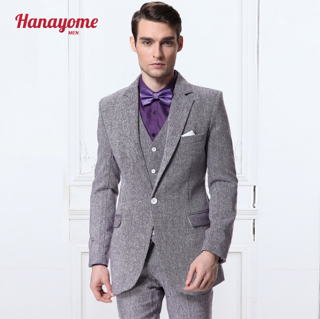Classic Design Men\'s Dinner Party Prom Suits Groom Tuxedos ...