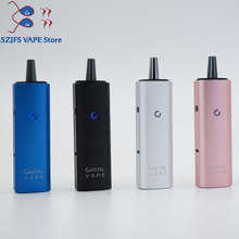 Portable Herbal Vaporizer Vape VAX Mini Castal Dry Herb 2 IN 1 dry Mod 3000mah Battery Temperature Control E-Cigarette