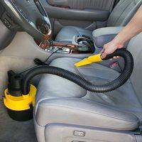 Portable 12V Car Vacuum Cleaner Wet and Dry Aspirador de po dual use Super Suction Car Vacuum Cleaner
