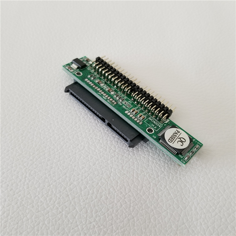 2.5 inch <font><b>SATA</b></font> Hard Drive to <font><b>IDE</b></font> <font><b>44Pin</b></font> Interface <font><b>Adapter</b></font> Serial Port Parallel Port Available Notebook image