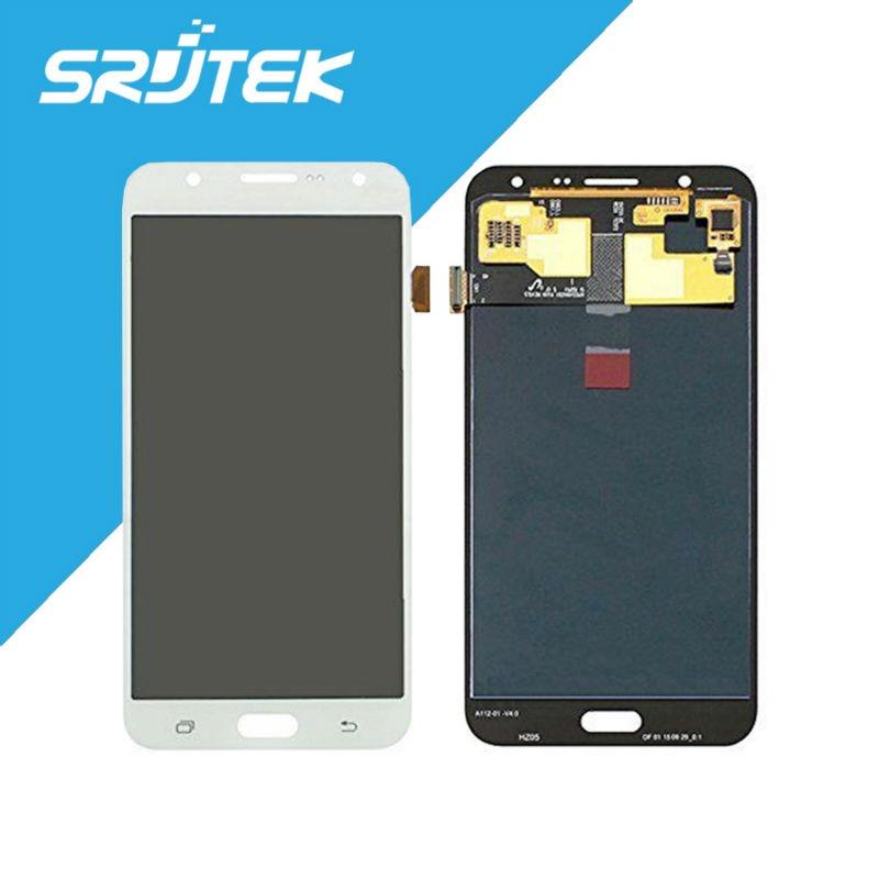 OEM Quality for Samsung Galaxy J7 SM-J700 J700H J700F J700M J700DS J700DH LCD Screen Digitizer Sensor Full Asssembly 20 pins