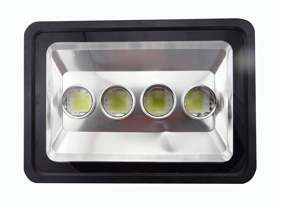 (10pcs/lot) AC85-265V 200W 300W 400W LED Floodlight Outdoor LED Flood Light Lamp Waterproof LED Tunnel Light Lamp Led Reflector 4pcs lot 200w led work light 20pcs 10w high intensity cree leds 200w led work light led lamp
