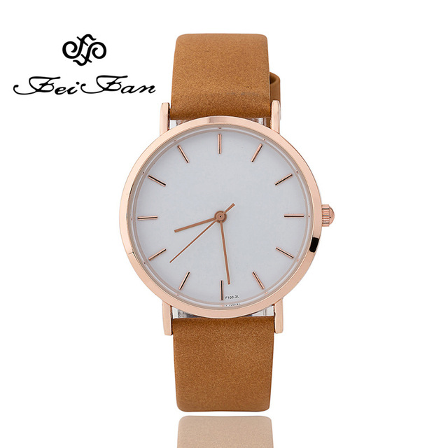 Couple Watch Khaki White For Male And Female 1