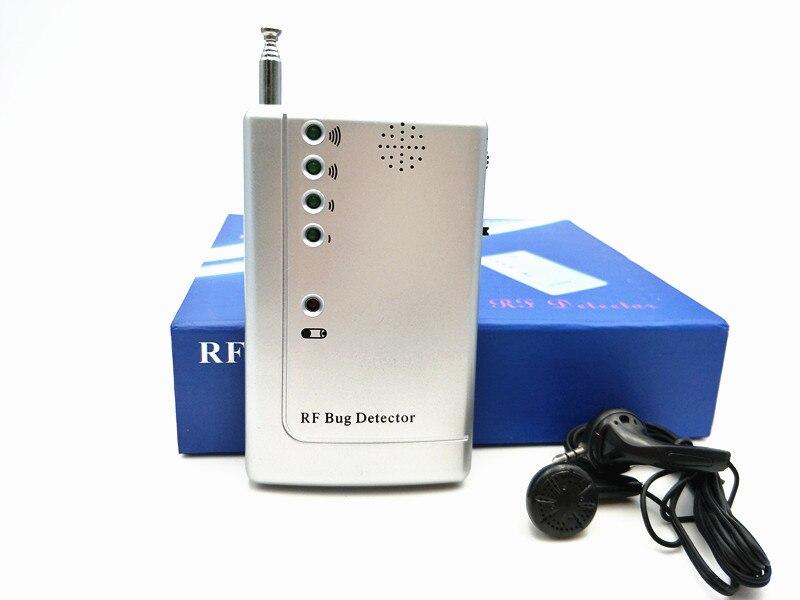 Полный спектр радиочастотного сигнала детектор Беспроводной передатчик GPS Spy Камера ошибки gsm Finder 6 ГГц WI-FI Finder
