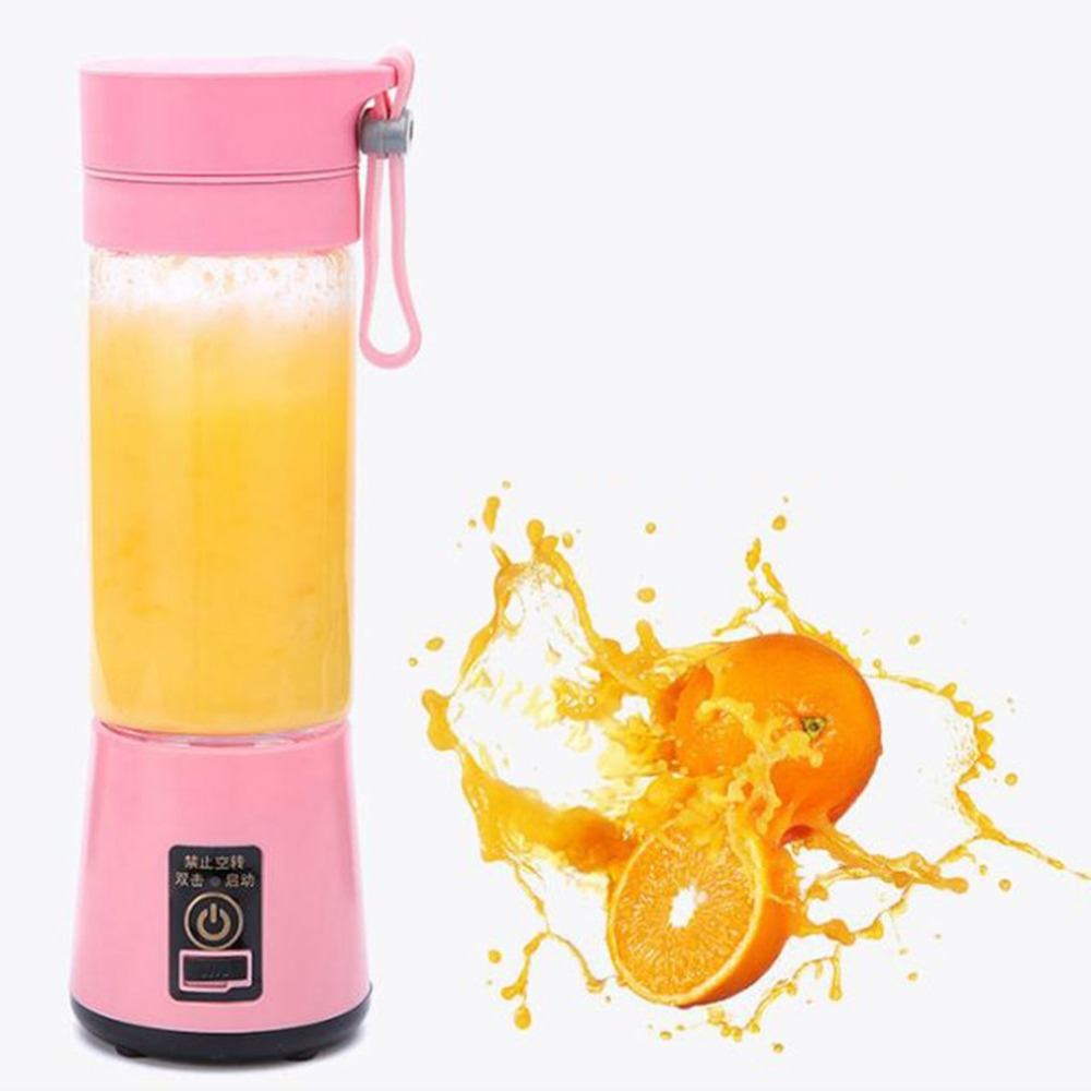 HTB1ujPuRkzoK1RjSZFlq6yi4VXa5 Portable Size USB Electric Fruit Juicer Handheld Smoothie Maker Blender Rechargeable Mini Portable Juice Cup Water