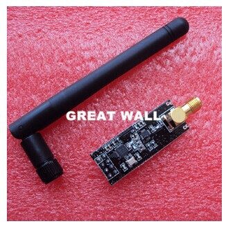 NRF24L01 PA LNA Special promotions 1100 meter long distance NRF24L01 PA LNA wireless modules with antenna
