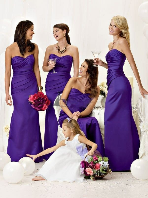 Excepcional Cheap Hot Pink Bridesmaid Dresses Inspiración - Vestido ...