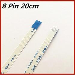 Гибкий кабель для ноутбука, разъем для сенсорной панели, 8 контактов, 20 см, для Asus Y581C Y582L X552E X402C X402CA