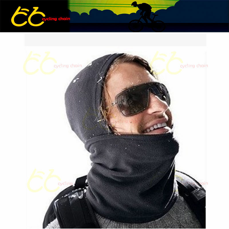 winter outdoor multifunction bicycle mask and scarf