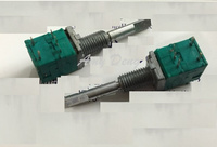Japan encoder with switch 36 posioning number 18 pulse shaft length 27MM
