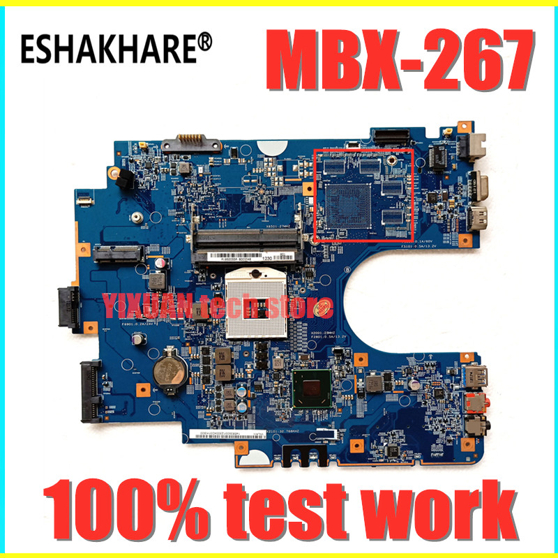 ESHAKHARE Laptop Motherboard Main-Board for Sony Sve17/Sve171/Sve1711f1ew-series Z70cr/Mb/S1204-2/..