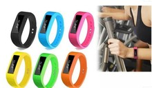 E05 OLED Bluetooth 4.0 Smart Bracelet Sport Watch Calorie-burning health Tracker smartwatch for iphone Samsung Android Phones