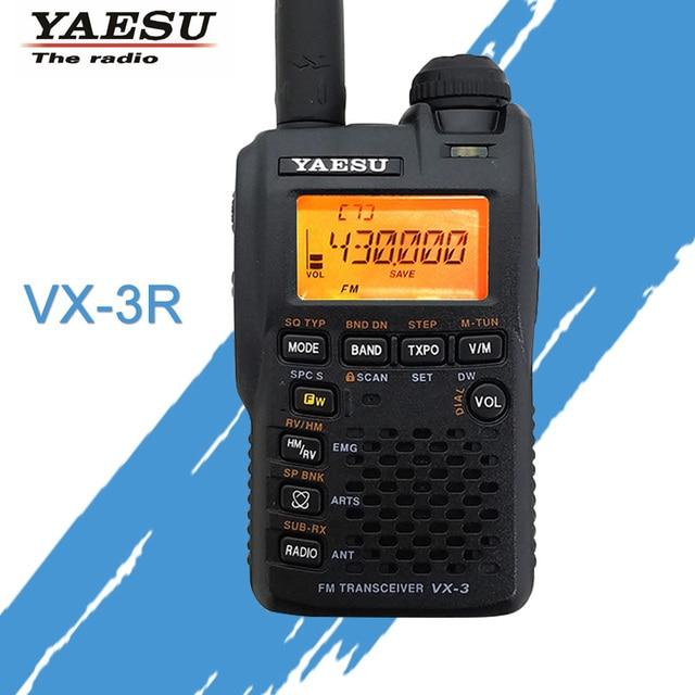 general walkie talkie for yaesu vx 3r dual band 140 174 420 470