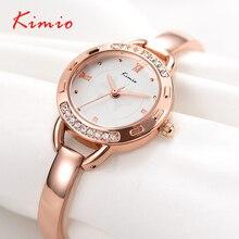 New Kimio luxury Women's watch quartz watch bracelet watch waterproof stainless steel women watches fashion gift