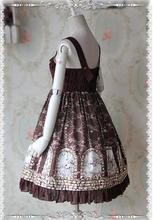 [INFANTA.] Lolita Daily Dress Floral Printed Women's JSK Dress