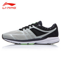 리튬 닝 남성 루즈 토끼 스마트 칩 실행 신발 안정적인 빛 쿠션 실행 운동화 안감 통기성 스포츠 신발 ARBM127