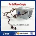 100% de trabajo de escritorio para dell optiplex 760 780 960 mt f305p-00 fuente de alimentación de prueba completa