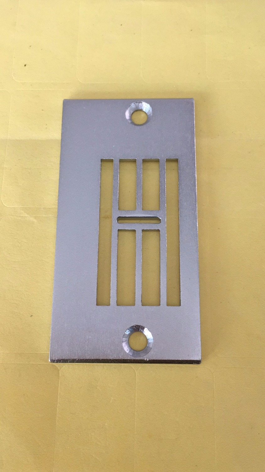 For singer S457 sewing machine tooth and needle plate ,number is 411308 and 503682