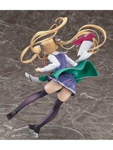 Image 4 - Японское аниме Saenai Heroine No Sodatekata Eriri Спенсер Sawamura Book Ver. Фигура аниме из ПВХ, Игрушечная модель, подарок