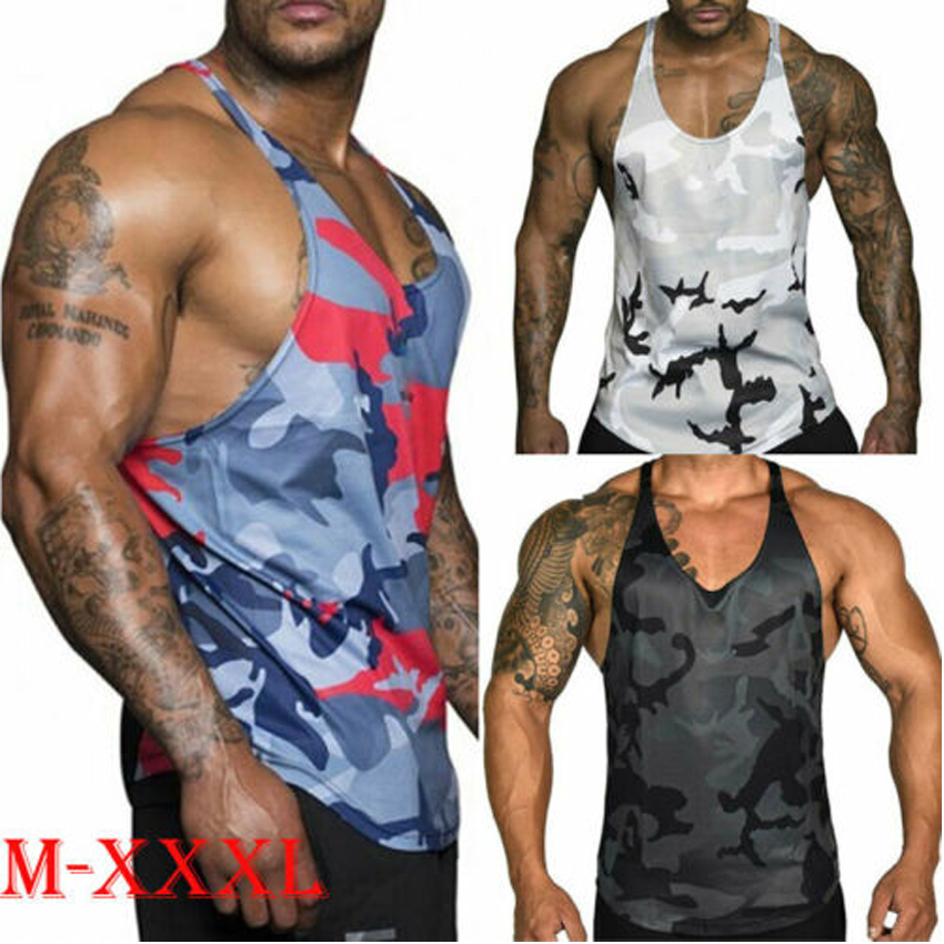 Tank     Top   Men Gym   Tank     Top   Bodybuilding Sleeveless Shirt Alphalete   Tank     Top   Singlet Vq Fitness Sport Vest Stringer