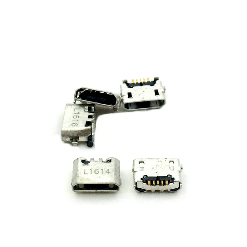 10pcs/Lot ,Micro USB Plug Charging Port Connector Socket For Huawei P8 4X Y6 4A C8817 P8 Max P8 Lite 4C 3X Pro G750-T20