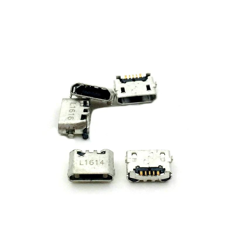 10pcs/Lot ,Micro USB Plug Charging Port Connector Socket For Huawei P8 4X Y6 4A C8817 P8 Max P8 Lite 4C 3X Pro G750-T20