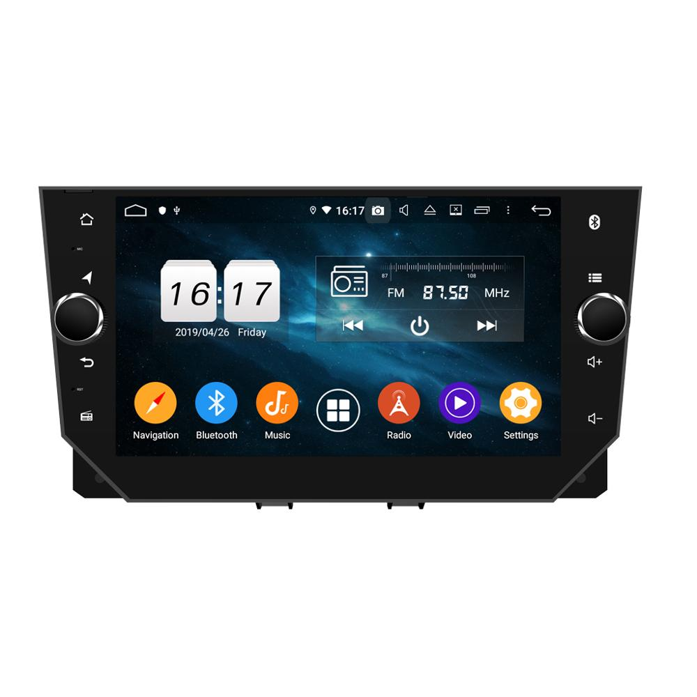 "8"" Octa Core Android 9.0 Car Audio DVD Player for SEAT Ibiza 2018 2019 RDS Radio USB Bluetooth WIFI Mirror-link 4GB RAM 32GB ROM"