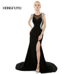 top 10 most popular floor length mermaid long sleeves evening dress list 3785cbd2568e