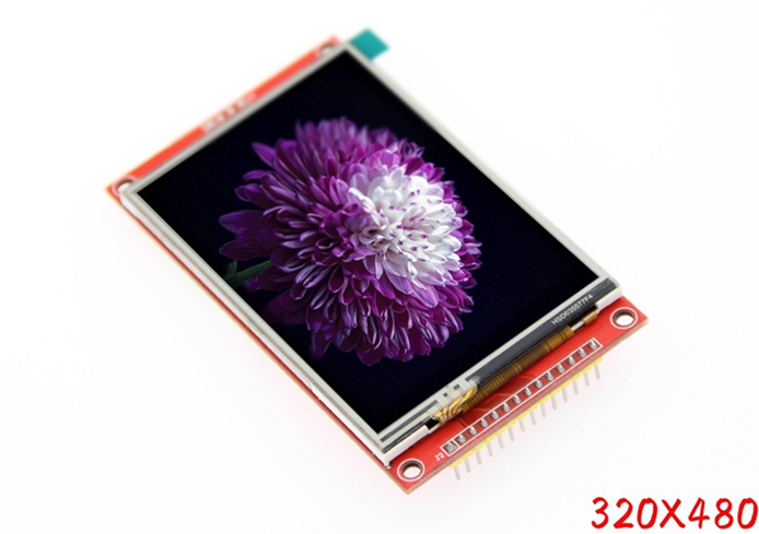 3.5 Inch 480*320 SPI Serial Port HD TFT LCD Module Display Screen With Touch Panel Driver IC ILI9488 LCD Module Board