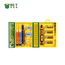 Precision Magnetic Screwdriver Set for Mobile Phone iPhone Laptop Computer with S2 material BST-8922