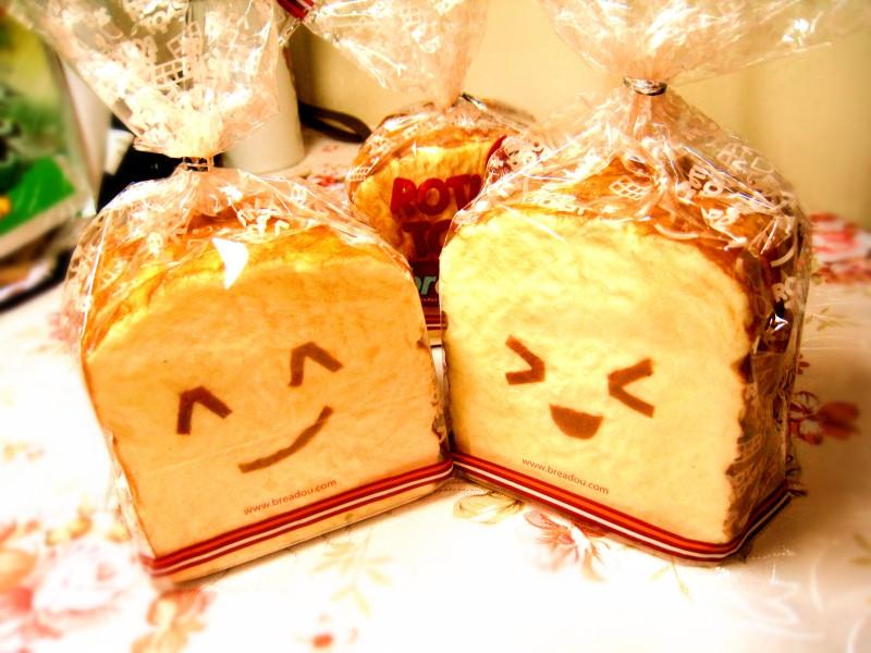 Breadou Roti Toast Squishy 1 PC Soft Original packing Phone/Pen Stand Bread Anti Stress Toy 2