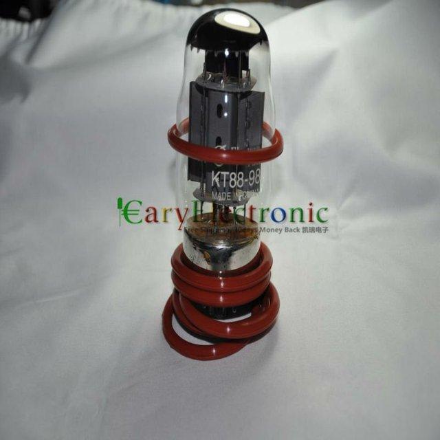 Sprzedaż hurtowa i detaliczna 44mm próżniowe rury amortyzatory silikonowe o ring shuguang KT88 6550 KT66 KT100 Tube wzmacniacze audio 20 sztuk darmowa wysyłka