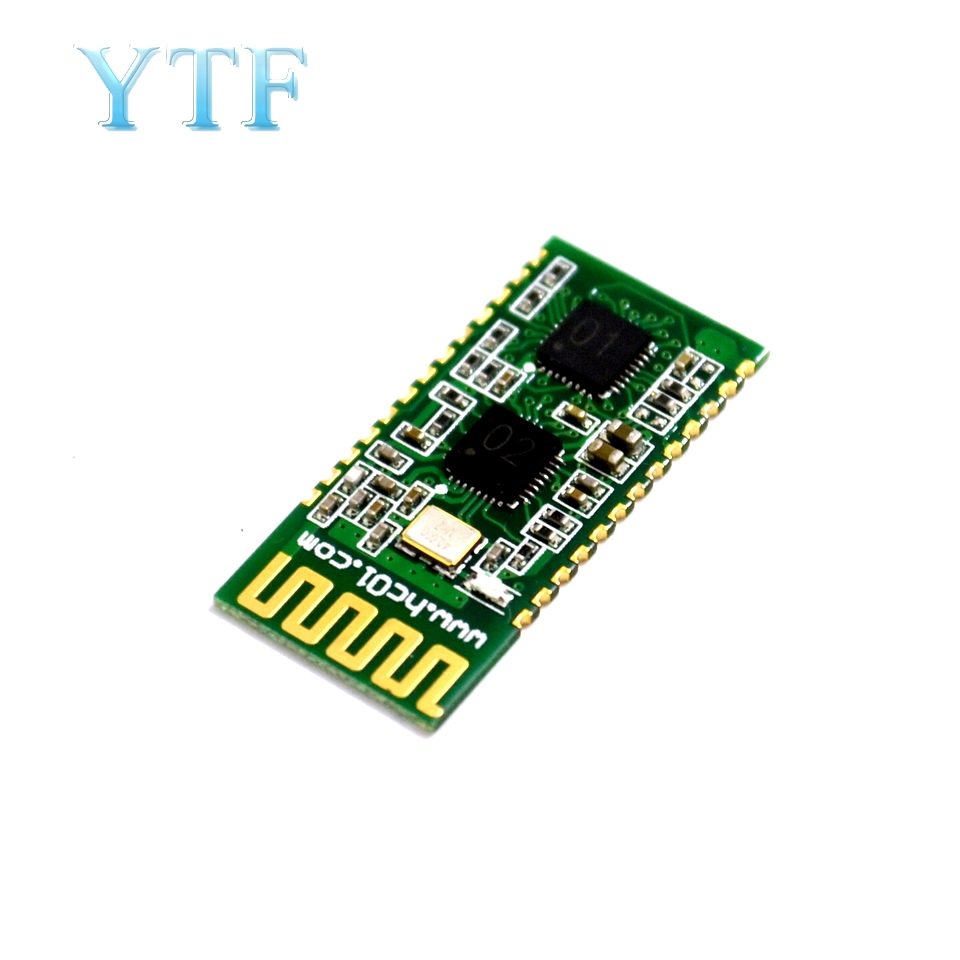 HC-02 Wireless Series Wireless Bluetooth Transceiver Slave Module 2.4G Data Transparent Compatible HC-05 HC-06