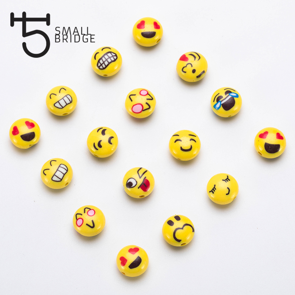 Polymer Clay Beads (4)