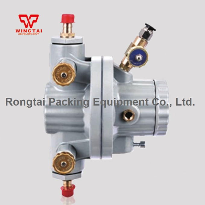 BML-5 Pneumatic Diaphragm Pump aro ingersoll rand pneumatic diaphragm pump 1 1 2 metal pump housing 666170 3eb c