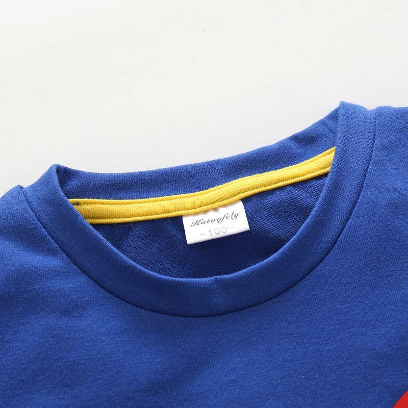 Summer Boys T-Shirts Cotton Kids Top Iron Man Short Sleeve Children Clothes O Neck Captain America Boy T-Shirt 2017 Boy Clothing (5)