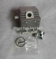 CYLINDER KIT 34MM FOR STIHL FC75 FC85 HL75 75K FH75 HT70 75 FR85 FS75 80 85 HL75 ZYLINDER PISTON RINGS PIN ASSEMBLY 41370201202