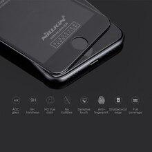 Полное покрытие 3D Закаленное стекло протектор экрана для iphone 8 протектор экрана Nillkin 9h для iphone 8 Plus защитное стекло 4,7 & 5,5